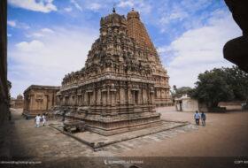Thanjavur Pragatheeshwar Temple